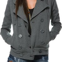 SWELL PARKER HOODED BLAZER | Swell.com