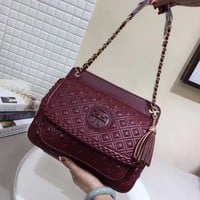 Tory Burch Classic Shoulder Bag