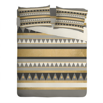 Elisabeth Fredriksson Golden Tribal Sheet Set Lightweight