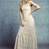 Nightcap Womens Lace Maxi Gown