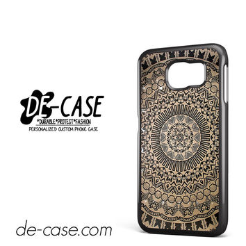 Mandala Floral DEAL-6833 Samsung Phonecase Cover For Samsung Galaxy S6 / S6 Edge / S6 Edge Plus
