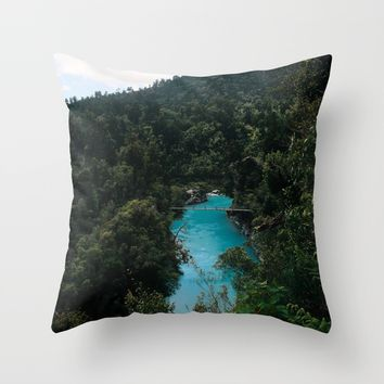 Just You and Me Throw Pillow by Gallery One