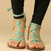 Free People Libia Sandal at Free People Clothing Boutique