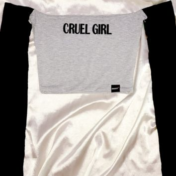 SWEET LORD O'MIGHTY! CRUEL GIRL OFF SHOULDER
