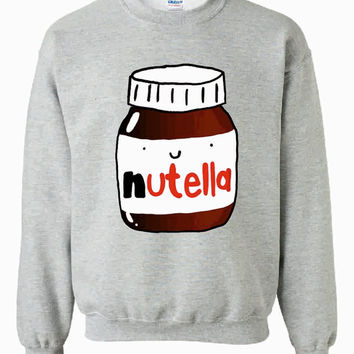 Nutella Lovers Unisex Sweatshirt