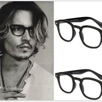 2016 Star Style Retro Designer Eyewear Frame Men Women Optical Eyeglasses Computer Glasses Spectacle Frame Oculos de grau 819