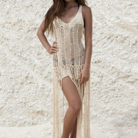 Indio Crochet Dress