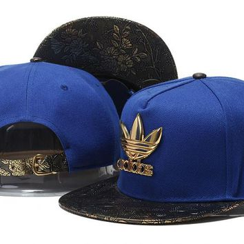 Perfect Adidas Snapbacks hats Women Men Embroidery Sports Sun Hat Baseball Cap Hat