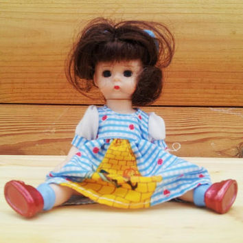 Madame Alexander Vintage Doll Dorothy Wizard Of Oz Collectible