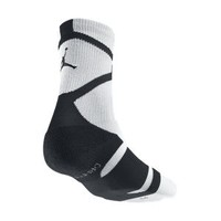 Nike Air Jordan Jumpman Dri-FIT Crew Socks Medium - White