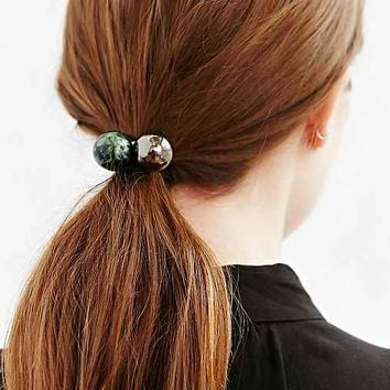 Maya's Marble Ponytail Holder-