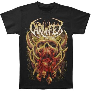 Carnifex Men's  Monster Terror T-shirt Black