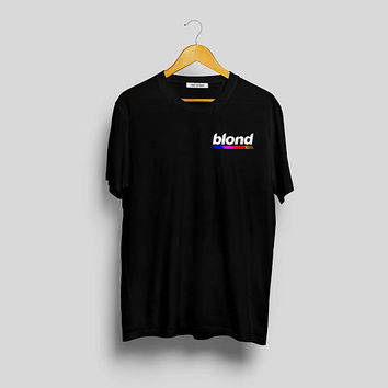 frank ocean Blond New T-Shirt M/F - Frank Ocean Shirt Endless Blonde Boys don't cry Shirt Frank Ocean Blonde Unisex Shirt-frank blonde merch