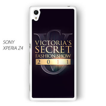 Victoria Secret Fashion Show logo 2011 for Sony Xperia Z1/Z2/Z3 phonecases