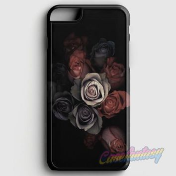 Gorgeous Gothic Rose iPhone 8 Case