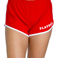 Retro Playboy Jogging Short