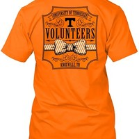 Tennessee Volunteers Bow Tie Tshirt