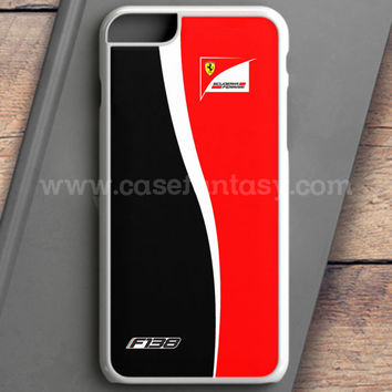 Fernando Alonso F1 Formula Scuderia Ferrari Team iPhone 6 Plus Case | casefantasy