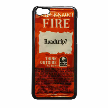 Taco Bell Sauce Packet iPhone 5c Case
