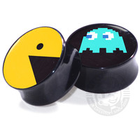 Pacman - Ghost - Image Plugs - COLLECTORS - 1/30