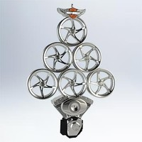 Happy Harley Days-H Davidson 2011 Hallmark Ornament