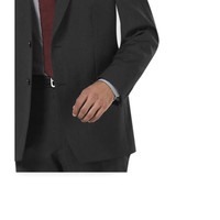 Calvin Klein Charcoal Slim Fit Suit - Slim Fit | Men's Wearhouse