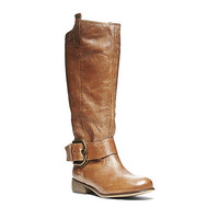 Steve Madden - PEGGGIE COGNAC LEATHER