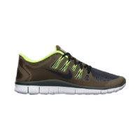 Nike Free 5.0+ Shield Men's Running Shoes - Dark Loden