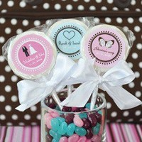 Wedding Personalized Lollipop review at Kaboodle