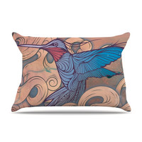 "Mat Miller ""The Aerialist"" Pillow Case"