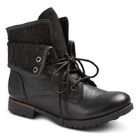 Women's Z London Bobo Combat Booties