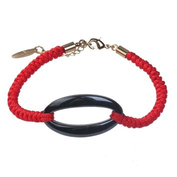 Kabbalah Red String Braided Friendship Bracelets