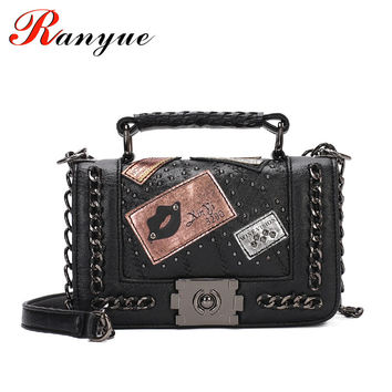 New Spring Summer Flap Messenger Bags Women Chain Women Bag Luxury Handbags High Quality Tote Bags Ladies Leather Bolsa Feminina