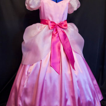 CHARLOTTE Gown Costume ADULT SIZE