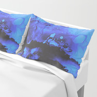 The Cool Down Pillow Sham by duckyb