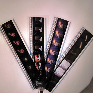 The Little Mermaid Bookmark Set Recycled Film