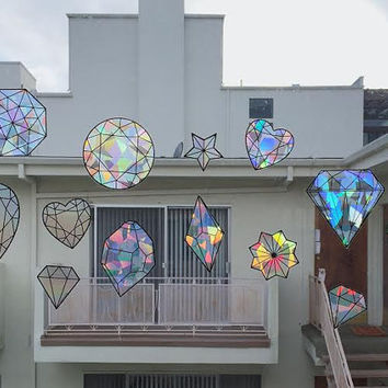 Suncatcher - The Gem Series - Window Sun Catcher
