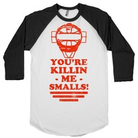 You're Killin Me Smalls (Vintage Baseball) | LIVE FAST DRESS PRETTY