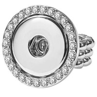 Ginger Snaps Stretch Bling Ring SN90-42