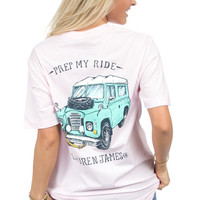 Prep My Ride - Short Sleeve – Lauren James Co.