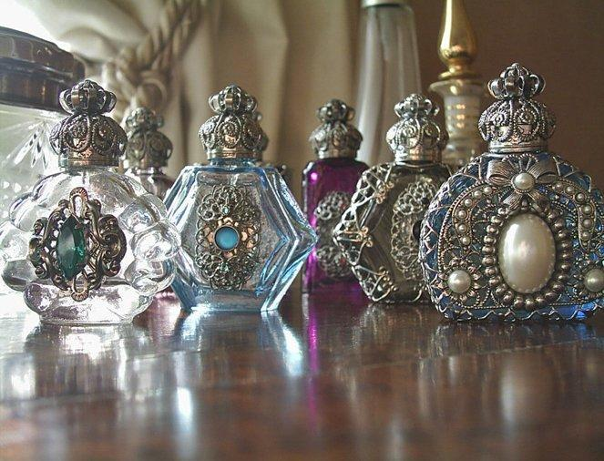 Bohemian Perfume Bottles From Within4walls Co Uk My Closet