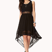 Romantic High-Low Dress