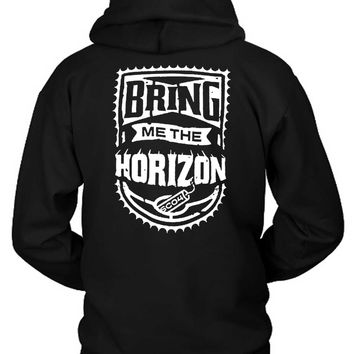 Bring Me The Horizon Sc Hoodie Two Sided