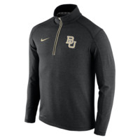 Nike College Game Day Half-Zip Knit (Baylor) Men's Top