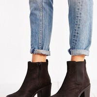 Vagabond Grace Platform Leather Ankle Boot | Urban Outfitters
