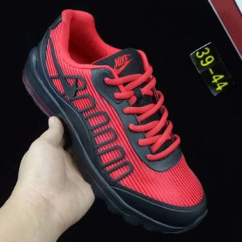 NIKE Max Invigor  Fashion Sport Shoes Running Sneakers Red G-CSX