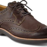 Sperry Top-Sider Gold Cup Bellingham ASV Wingtip Oxford Brown, Size 12M  Men's Shoes
