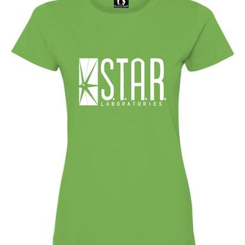 Womens Star Labs Deluxe Soft T-Shirt