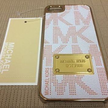 michael kors iphone case michael kors mk iphone 5 5s in white from 3080
