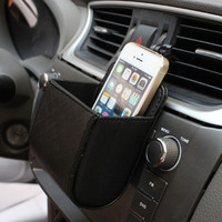 High Road Express Air Vent Pocket Car Cell Phone Holder